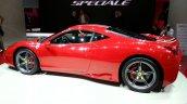 Ferrari 458 Speciale Side (Left)