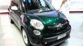 Fiat 500L Living front quarter