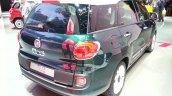 Fiat 500L Living rear quarter