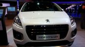 Front of the 2014 Peugeot 3008