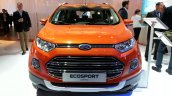 Front of the Ford EcoSport