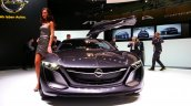 Front of the Opel Monza Concept