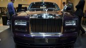 Front of the Rolls Royce Phantom Celestial Edition