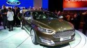 Front right three quarter of the Ford Mondeo Vignale Concept sedan