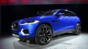 Front three quarter of the Jaguar CX-17 Concept -DSLR
