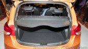 Hyundai Grand i10 bootspace