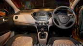 Hyundai Grand i10 dashboard