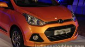 Hyundai Grand i10 nose