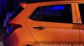 Hyundai Grand i10 rear window