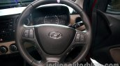 Hyundai Grand i10 steering wheel