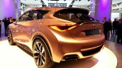 Infinity Q30 Concept Rear Left