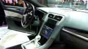 Interior of the Ford Mondeo Vignale Concept sedan