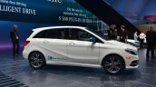 Mercedes B Class electric drive side