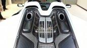 Porsche 918 Spyder Exhaust