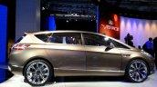 Profile of the Ford S-Max Concept