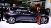 Profile of the Opel Monza Concept