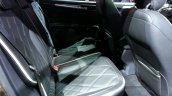 REar seats of the Ford Mondeo Vignale Concept sedan