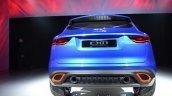 Rear fascia of the Jaguar CX-17 Concept