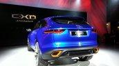 Rear left three quarter  of the Jaguar CX-17 Concept