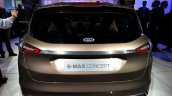 Rear of the Ford S-Max Concept