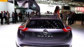 Rear of the Opel Monza Concept