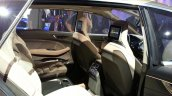 Rear seat of the Ford S-Max Concept