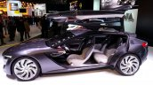 Side of the Opel Monza Concept