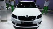 Skoda Octavia  vRS wagon front
