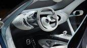 Smart Fourjoy steering wheel