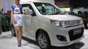 Suzuki Wagon R Stingray front three quarters
