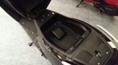 TVS Jupiter underseat storage