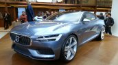 Volvo Concept Coupe front Right