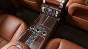 2013 Range Rover Black center console