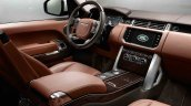 2013 Range Rover Black dashboard
