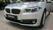 2014 BMW 520d front
