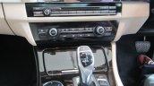 2014 BMW 530d central console