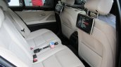 2014 BMW 530d rear seat legroom