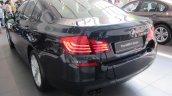 2014 BMW 530d rear