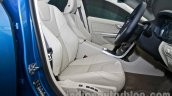 2014 Volvo S60 facelift India front seats