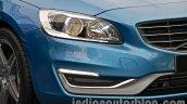 2014 Volvo S60 facelift India headlight
