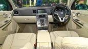 2014 Volvo S60 facelift India interiors