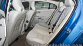 2014 Volvo S60 facelift India rear seats