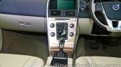 2014 Volvo XC60 facelift India center console