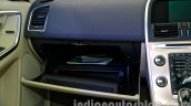 2014 Volvo XC60 facelift India glovebox
