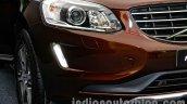 2014 Volvo XC60 facelift India headlight
