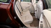2014 Volvo XC60 facelift India rear seats