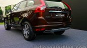 2014 Volvo XC60 facelift India rear three quarter