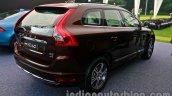 2014 Volvo XC60 facelift India rear three quarters
