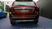 2014 Volvo XC60 facelift India rear