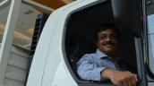 Ashok Leyland BOSS Mr. Dasari